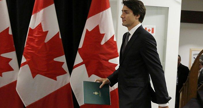 Justin Trudeau, el primer-ministro de Canadá