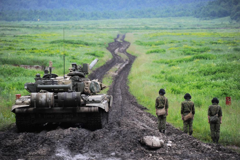 El T-90: el tanque más vendido en el mercado mundial