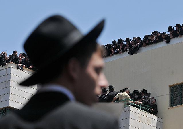 Judíos (imagen referencial)
