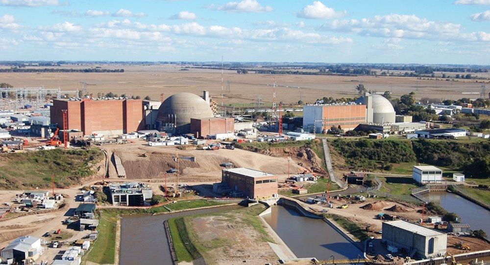 Central nuclear Atucha