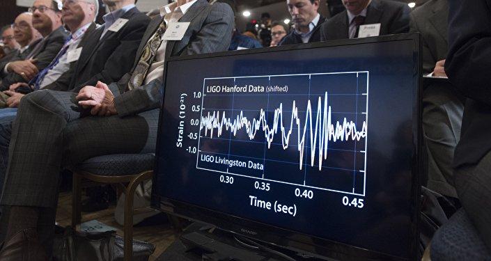 Presentación de las ondas gravitacionales