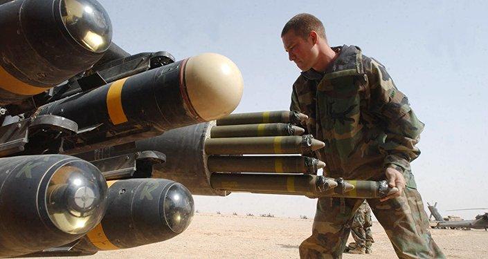 Misiles estadounidenses Hellfire