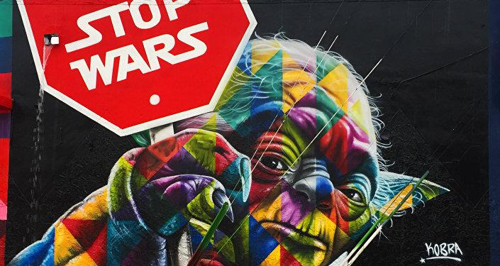 Stop Wars en Miami, EEUU
