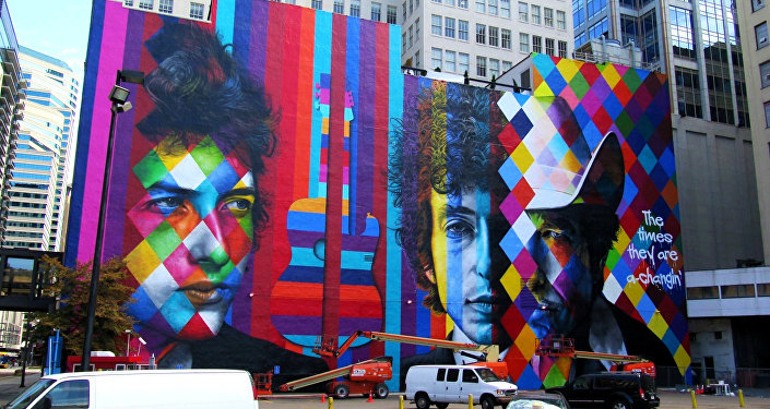 Bob Dylan en Minneapolis, EEUU