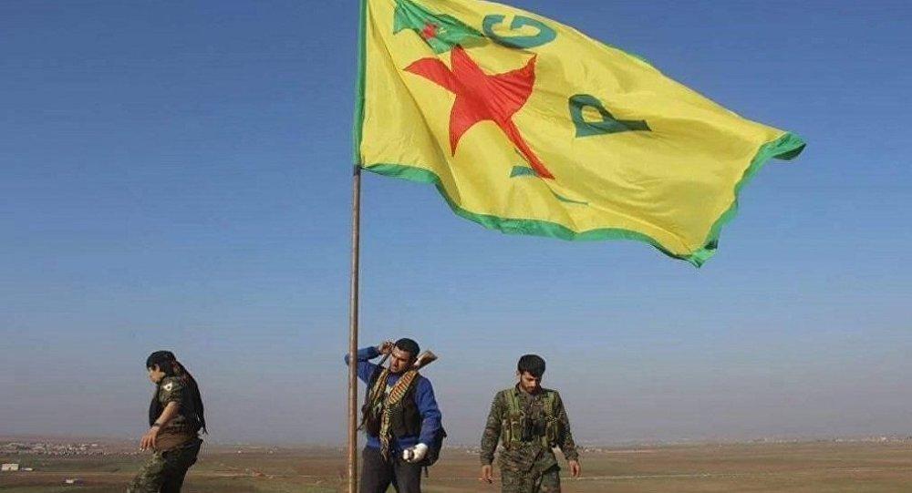 Soldados kurdos
