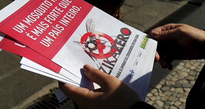 Brasil autoriza prueba que detecta la presencia del virus zika en 20 minutos