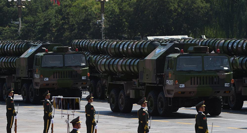 Resultado de imagen de defensa antiaérea HQ-9