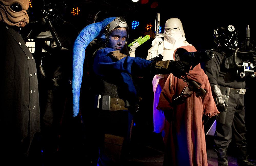 Festival de extraterrestres en Argentina