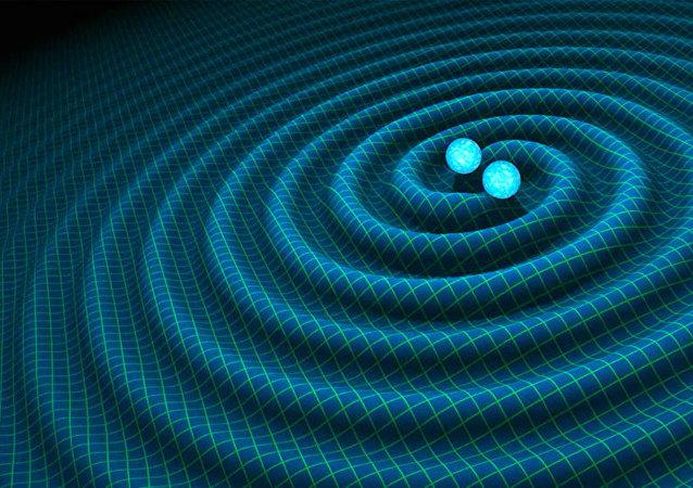Las ondas gravitacionales