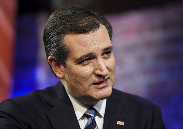 Ted Cruz, el precandidato republicano a la presidencia de EEUU