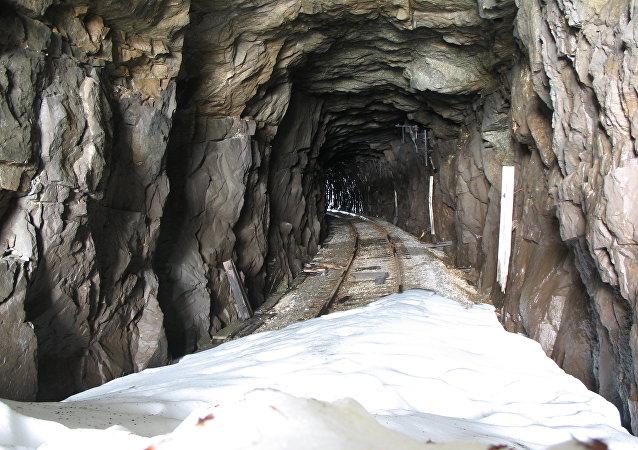 Una caverna de Noruega