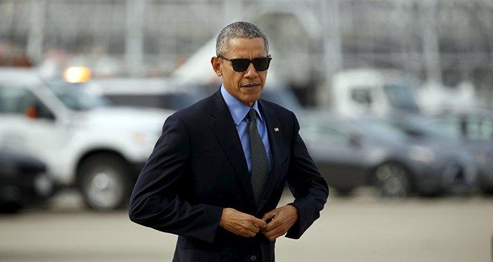 Barack Obama, el mandatario estadounidense