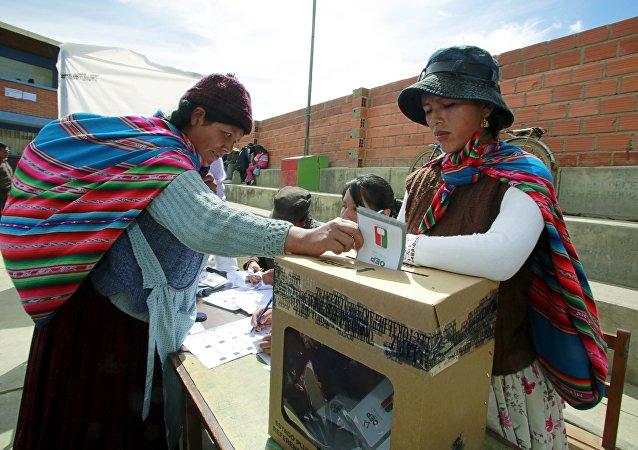 Gobierno de Bolivia busca enfrentar campo y ciudad