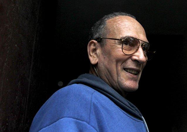 Hector Maseda, uno de los 7 disidentes cubanos