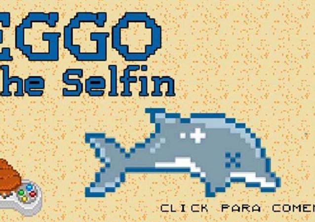 Eggo: El selfín