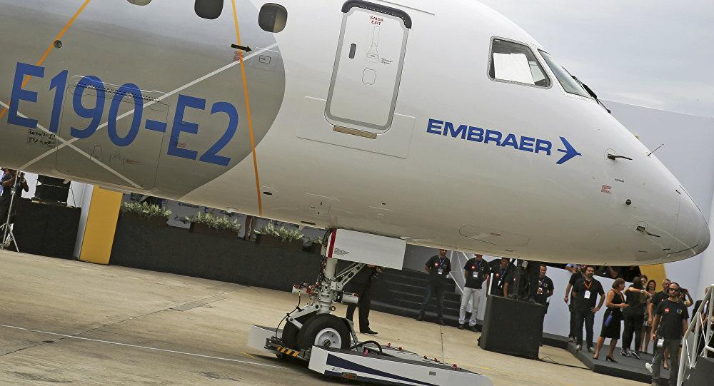 Presentación del modelo de segunda generación Embraer E190-E2