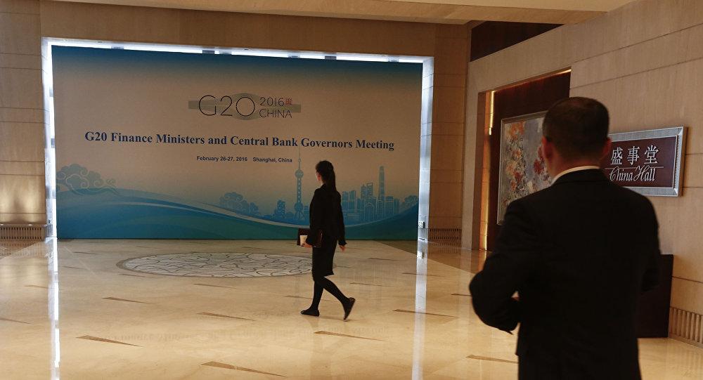 Cumbre del G20 en China