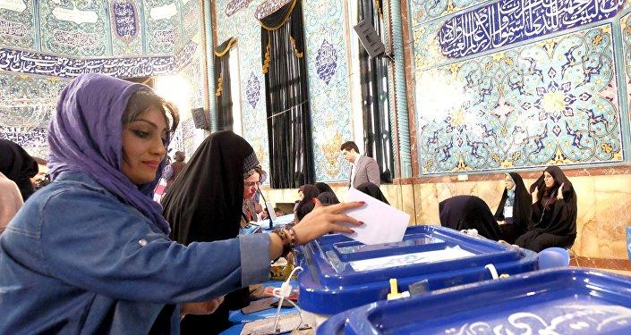 Elecciones parlamentarias de Irán