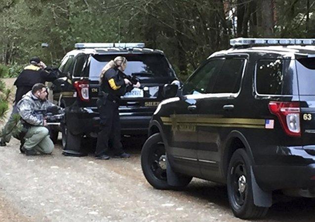 Policía del condado de Mason, Washington