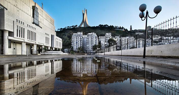 Ciudad de Argel, Argelia