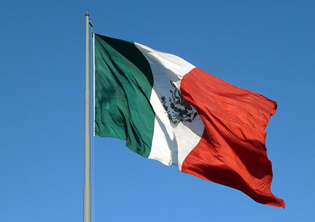 Bándera de México
