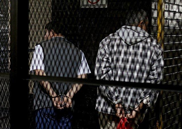 Militares guatemaltecos encarcelados por un caso de Sepur Zarco