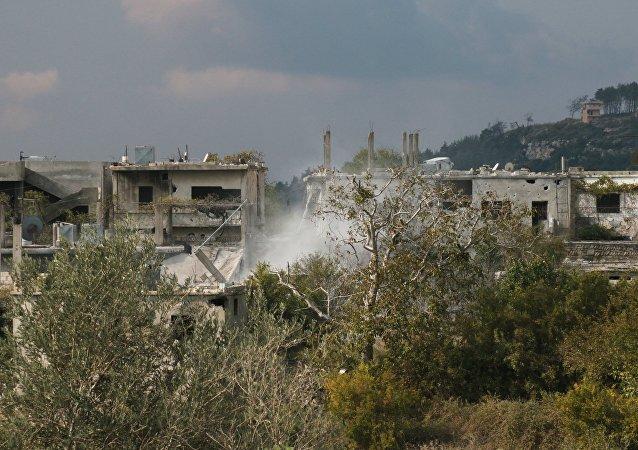 Provincia de Latakia (Archivo)