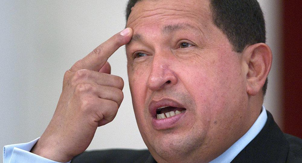 Hugo Chávez, presidente de Venezuela (1954 - 2013)
