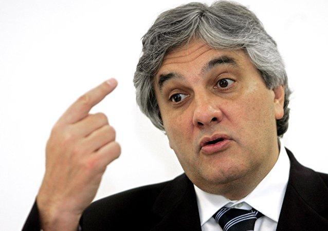 Delcidio Amaral, ex líder del PT en el Senado de Brasil