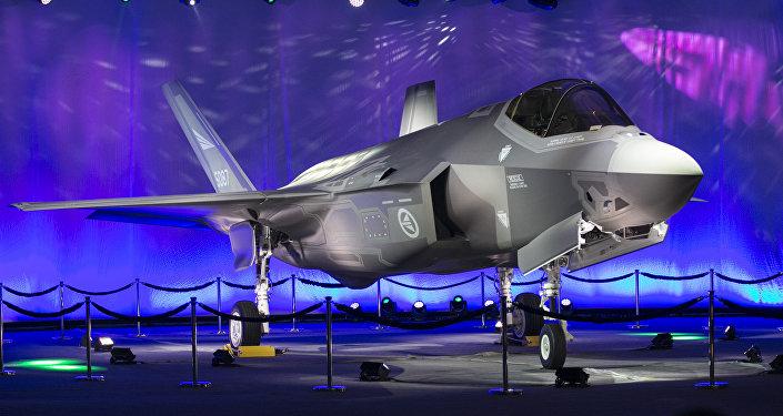 F-35, el caza estadounidense de quinta generación