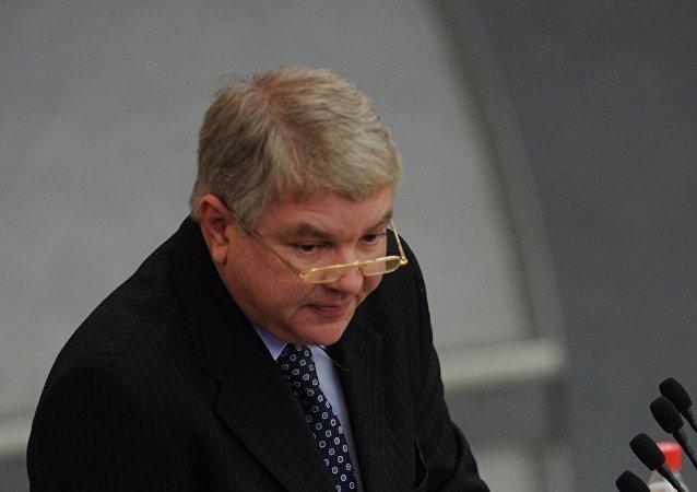 Alexéi Meshkov, vicecanciller ruso
