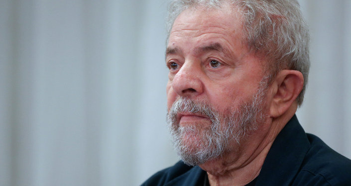 Luiz Inácio Lula da Silva, el expresidente de Brasil