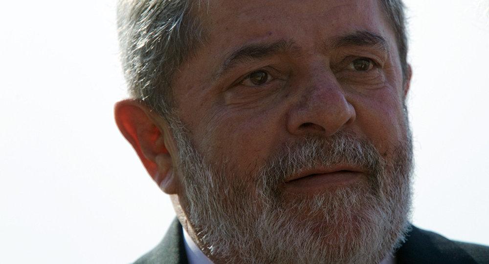 Expresidente de Brasil, Lula da Silva
