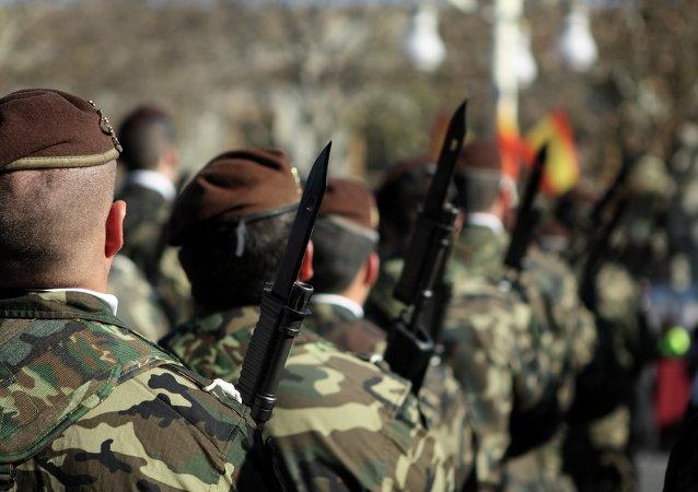Soldados (imagen referencial)