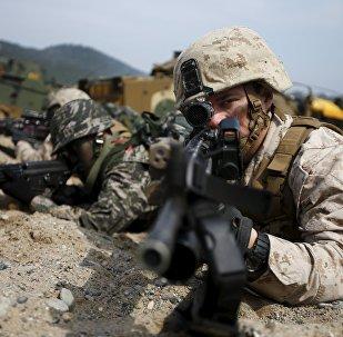 Las maniobras conjuntas de EEUU y Corea del Sur