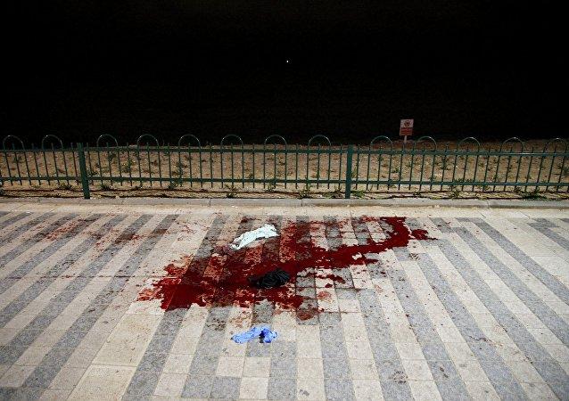 Una víctima israelí y cuatro agresores palestinos, muertos en diversos ataques