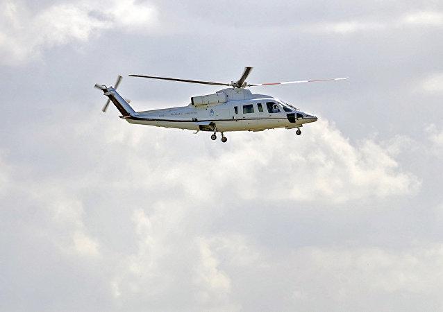 Helicóptero presidencial, Argentina (archivo)