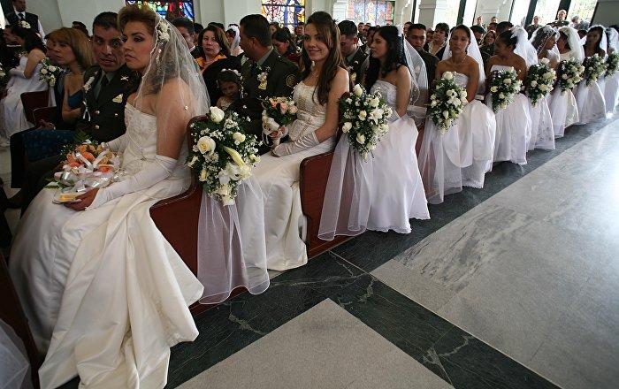 Matrimonio Simbolico Colombia : Colombia el país con menos matrimonios del mundo