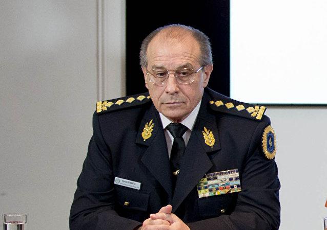 Jefe de la Policía Federal de Argentina, Román di Santo