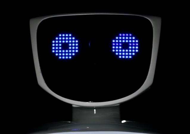 La presentación de Promobot