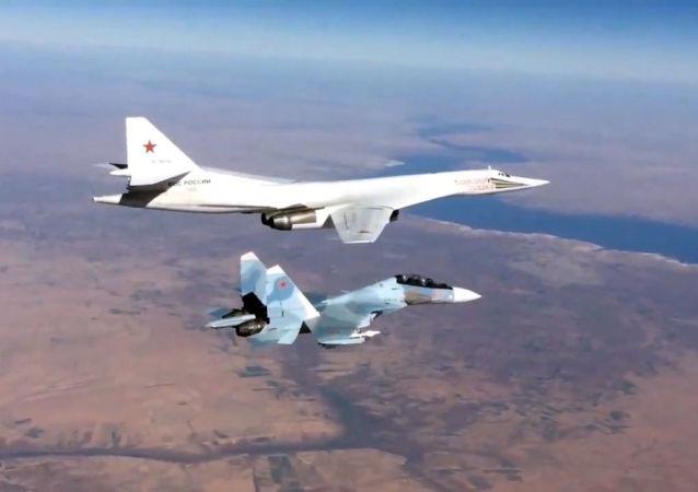 Operaciones de las Fuerzas Aeroespaciales rusas en Siria