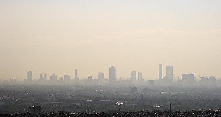 Ciudad de México es una de las ciudades más contaminadas del mundo