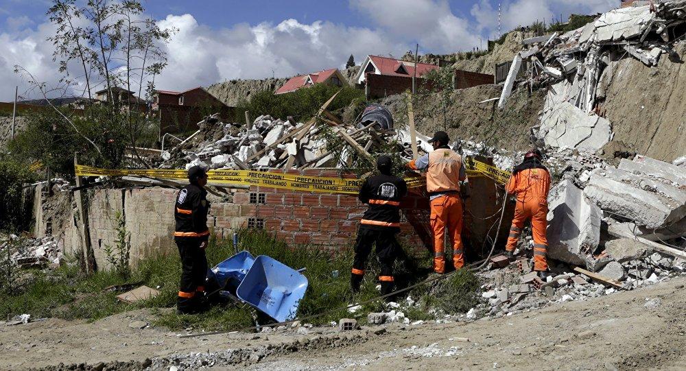 Afectados por desastres naturales en Bolivia sube a 77000
