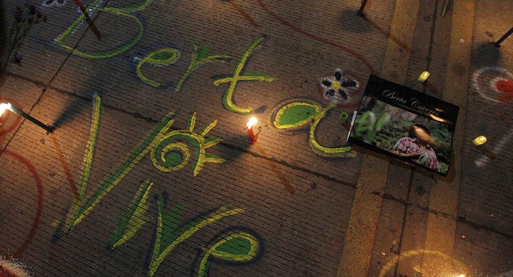 Asesinato de Berta Cáceres en Honduras