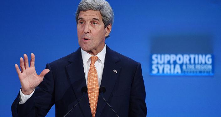 John Kerry, el secretario de Estado de EEUU (archivo)
