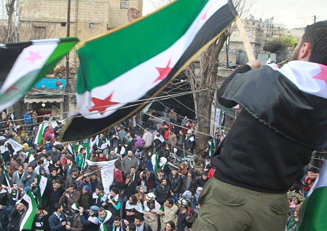 La oposición siria