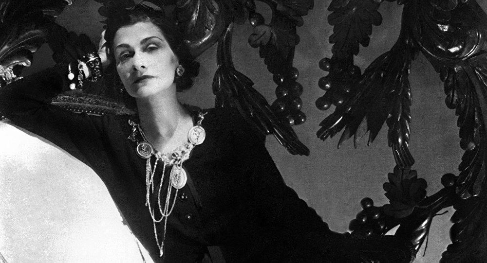 Coco Chanel en 1944