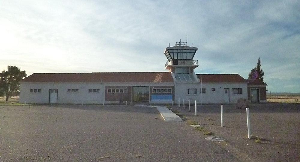 Aeropuerto Viejo de Trelew, actual Centro Cultural por la Memoria
