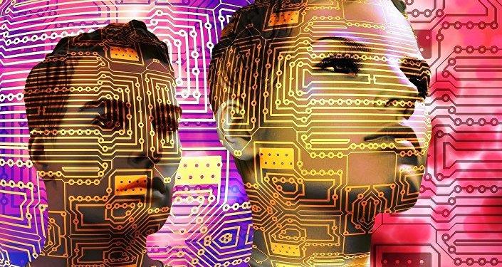 Inteligencia artificial (imagen referencial)