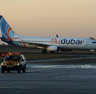 Boeing 737, Fly Dubai